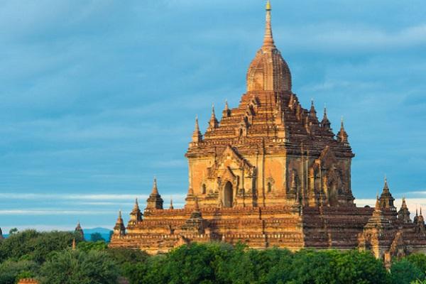 BAGAN The archaeological marvel of myanmar.