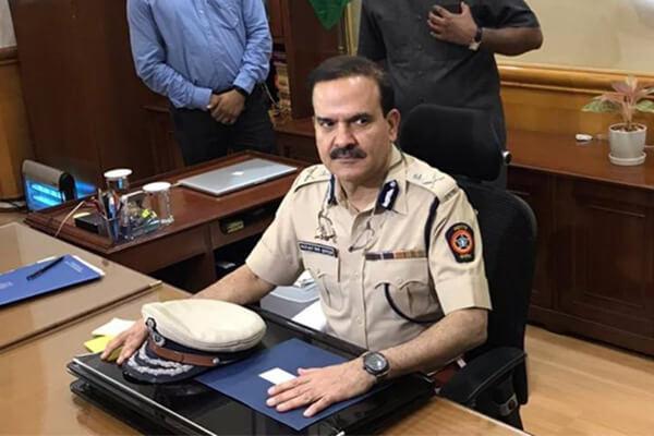 Param Bir Singh appointed as Mumbai Police Commissioner