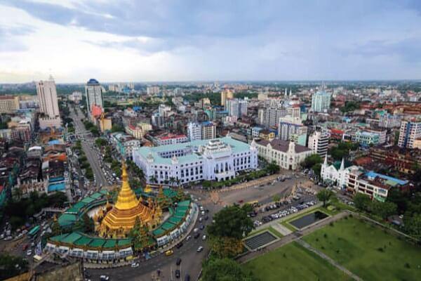 The world at Myanmar's doorsteps