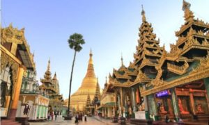Yangon - A mix of commerce, cultural heritage and serenity