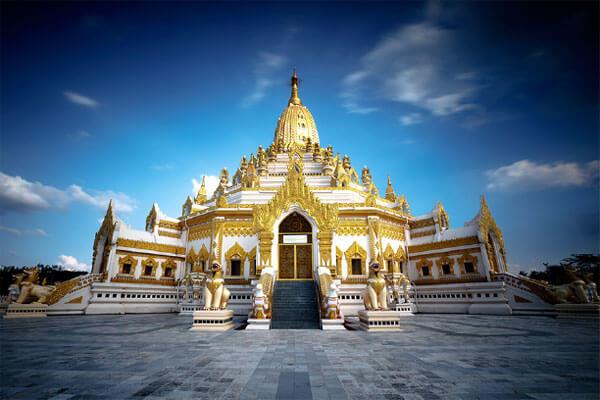 Myanmar- The Golden Land