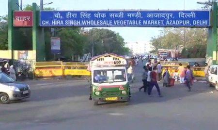 Azadpur market to remain open 24x7 Delhi Govt