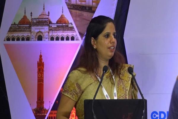 Dr Kajal, Director, ULBs, Government of Uttar Pradesh