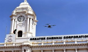 GCC starts checking 10 lakh buildings for COVID19 cases