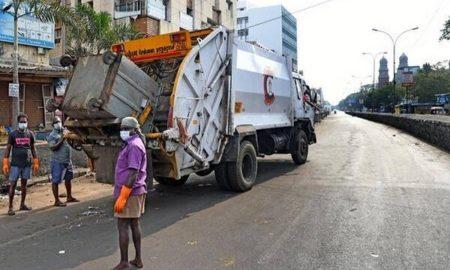 Garbage in Chennai slumps by 28% amid lockdown
