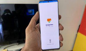 Govt of India launches 'Aarogya Setu' app to track COVID19 infected