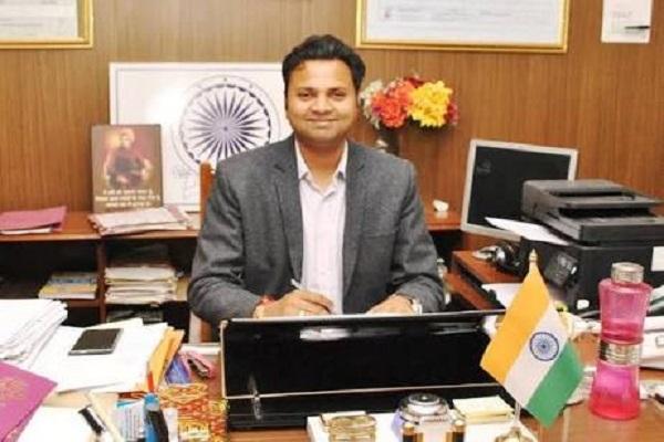 Lalit Jain, Director, Department of Rural Development & Panchayati Raj, Himachal Pradesh