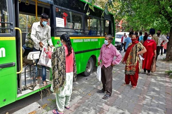 Lockdown – Chandigarh officials start at 3 am to ensure sanitised vegetables reach people