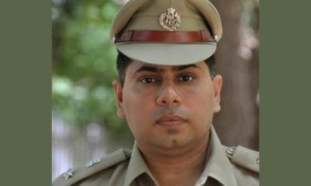 Sharat Kaviraj, Deputy Inspector General (SCRB), Rajasthan Police