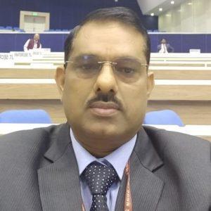 Avinash Mishra, Advisor, NITI Aayog
