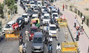 Ghaziabad seals border