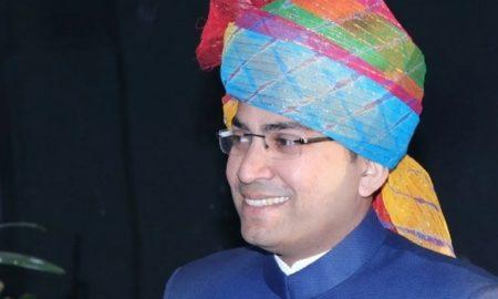 Sandesh Nayak, Collector & District Magistrate, Churu