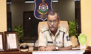 Ashish Bhatia, Commissioner of Police, Ahmedabad
