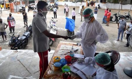 Community outreach programme improving Chennai's