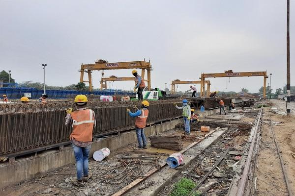 Kanpur Metro Workforce Touches 1000 Mark, Civil Works Gain Momentum