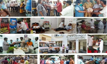 SCTIMST joins hands to provide voluntary service in efforts to combat COVID-19