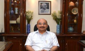 DB Gupta becomes Advisor to CM Ashok Gehlot