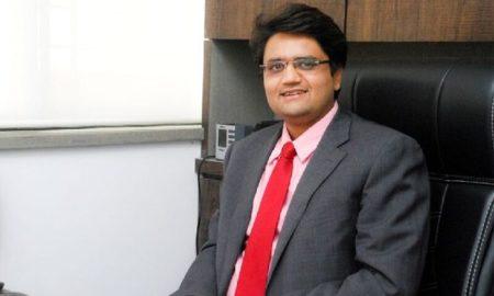 Hardik Satishchandra Shah IAS