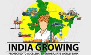 India Spearheading