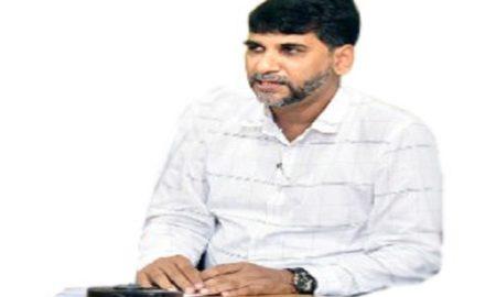 MOHAMMAD NAZEER, Managing Director Mangaluru Smart City Limited