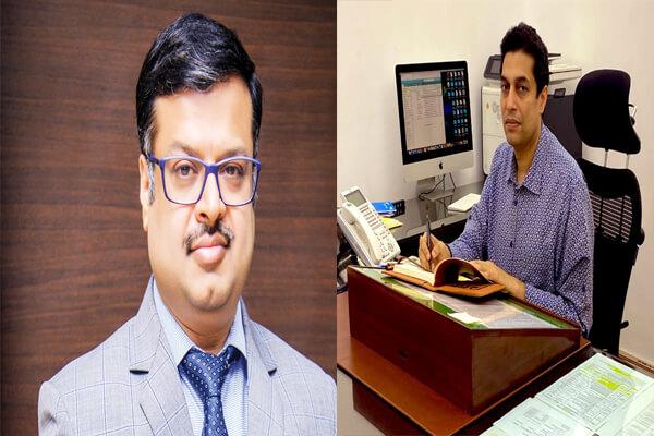 Mayur Maheshwari is now CEO, UPSIDA and Anil Garg, Secretary (Water), UP Govt