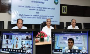 Odisha signs MoU with GEDCO & NHPC for setting up solar projects