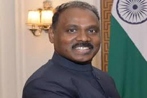 Girish Chandra Murmu