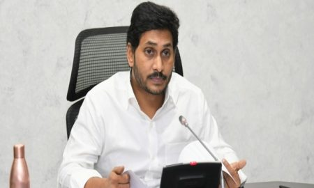 YS Jagan Mohan Reddy, Chief Minister of Andhra Pradesh