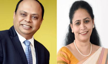 Deepak Visweswaraiah & Cynthia S Srinivas