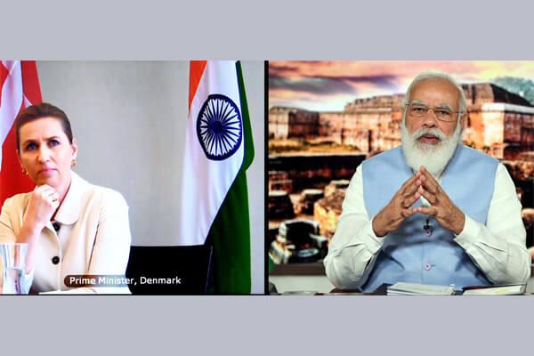 India-Denmark works on establishing Green Strategic Partnership