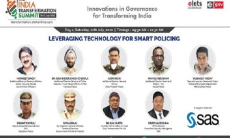 Smart Policing & Technology Improving Security