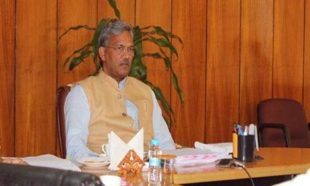 Trivendra Singh Rawat, Chief Minister of Uttarakhand