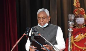 CM Nitish Kumar inducts Bihar's new Cabinet Complete List of Minister with Portfolios