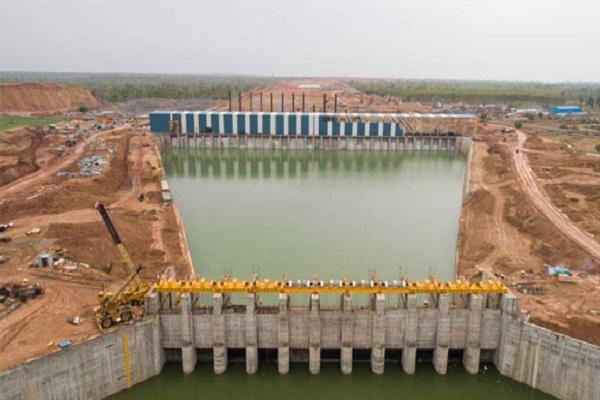 Kaleshwaram Lift Irrigation Project
