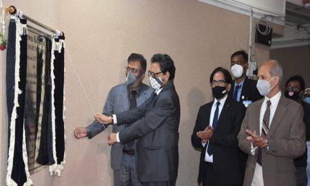 CJI Sharad Bobde inaugurates e-Sewa Kendra by Tripura High Court