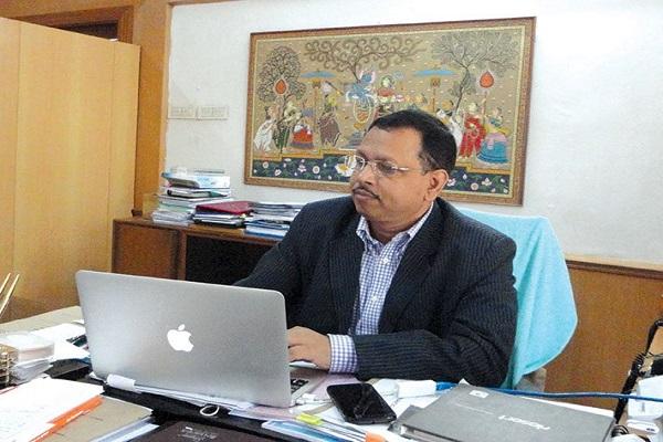 Pradeep Kumar Jena IAS