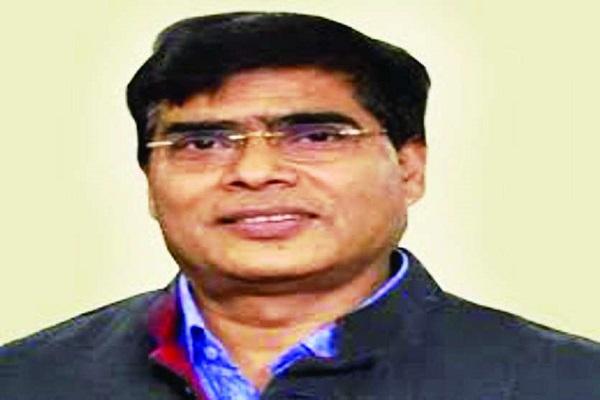Rajendra Prasad Mandal IAS