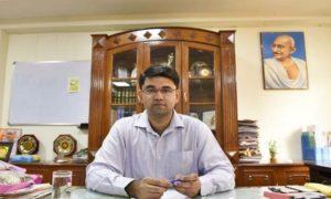 Vinay Pratap Singh IAS