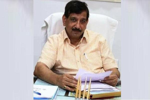 Anand Kumar Sharma IAS officer
