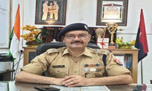 Arvind Chaturvedi IPS-SPS officer