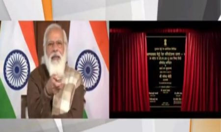 PM Modi launches metro projects in Ahmedabad & Surat