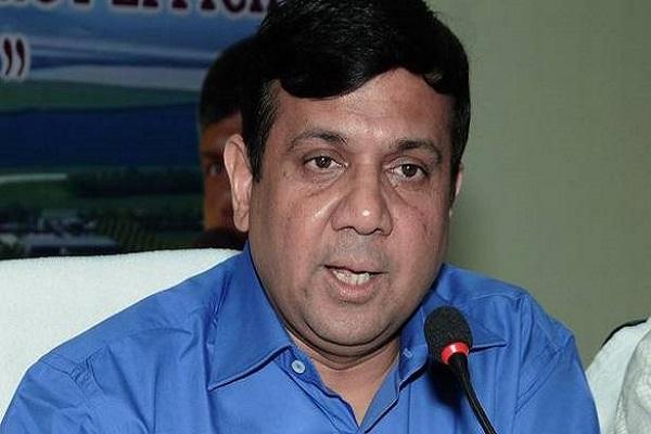Ajay Jain, Principal Secretary, Housing Department, Andhra Pradesh
