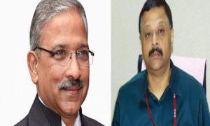 Dr C Chandramouli IAS & Dr AP Maheshwari IPS