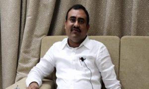 Dr Prashant Narnaware, Joint Managing Director, CIDCO, Maharashtra