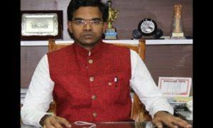 Dr VRP Manohar