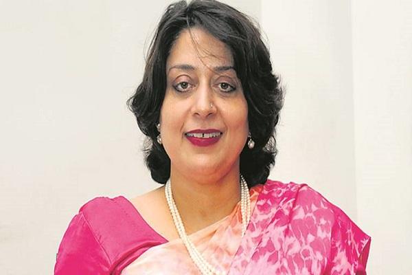 Dr Sumita Mishra IAS
