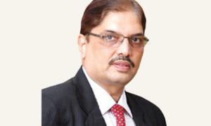 Vishwas Mehta, IAS officer