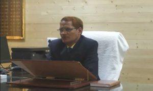 Surendra Narayan Pandey IAS