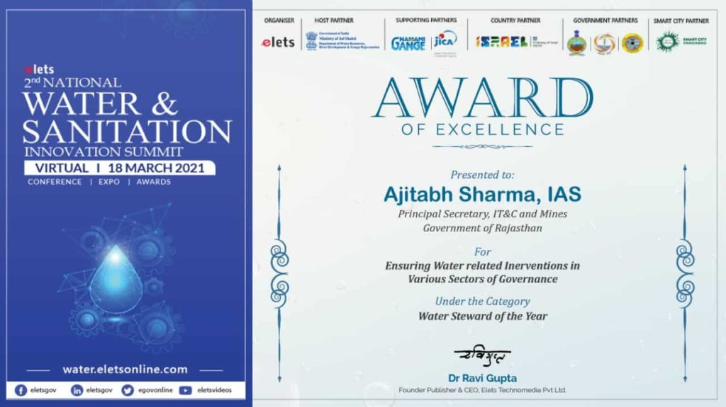 2nd Annual Water & Sanitation Innovation Summit and Awards