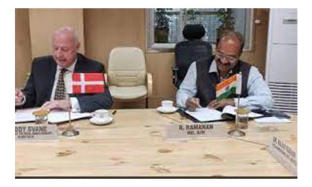 India-Denmark collaborates to address water challenges & SDGs in India through Atal Innovation Mission